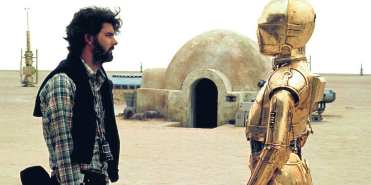 George Lucas A Life book cover