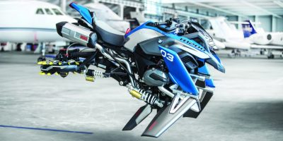 M2 - This Insane Hoverbike Will Revolutionise Your Concept Of Fun