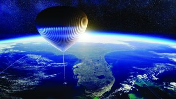 Space Perspective-Full Balloon-High Alt-Day-281019